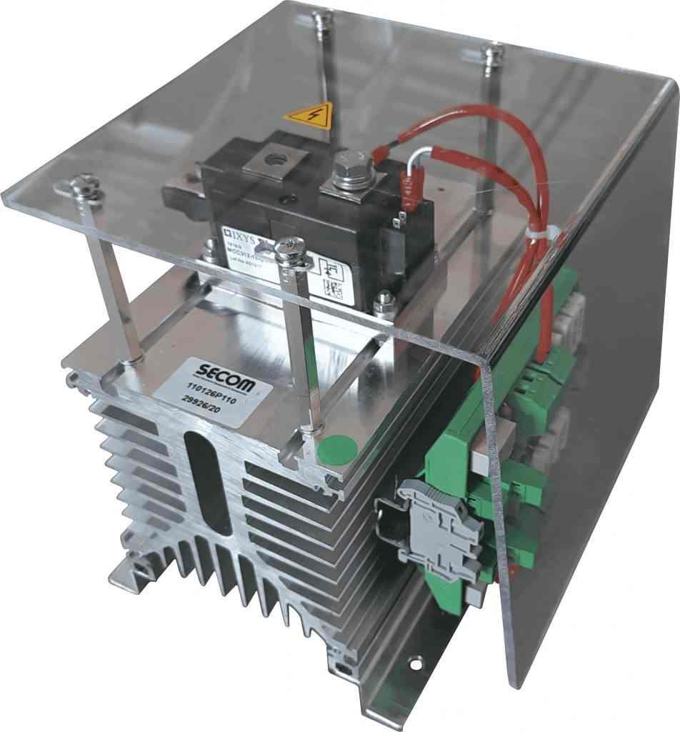 Low voltage Crowbar