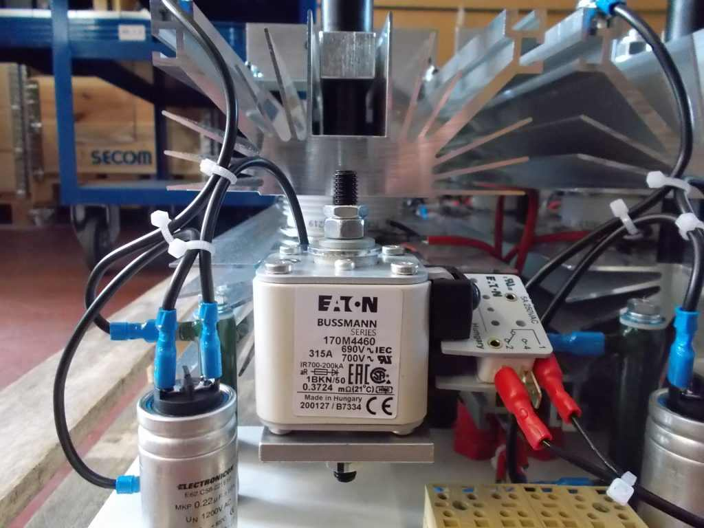 GR00 convertitore di potenza aria naturale