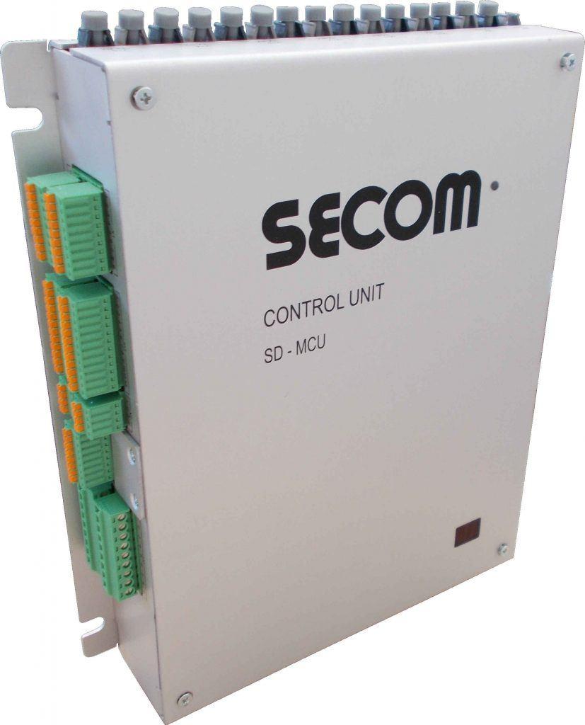 SD-MCU unità di controllo