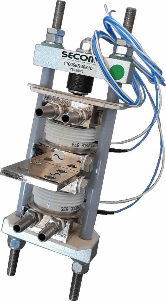 Stack diodi tiristori acqua