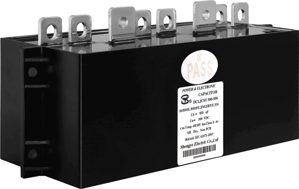 Condensatore DC link custom