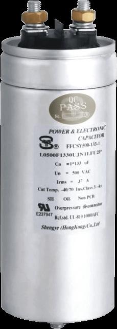 Condensatore AC filter heavy duty