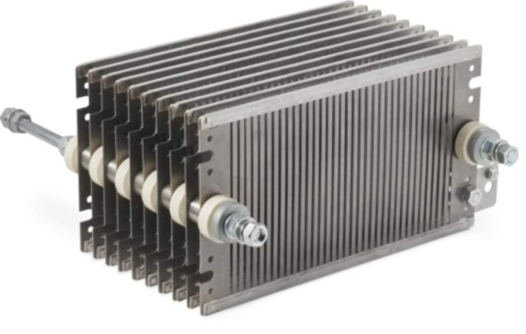 T600 steel grid fixed resistors frizlen