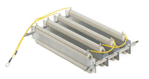 T500 wirewound lamina type fixed resistors frizlen